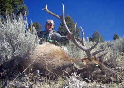 Mike's Elk Hunt