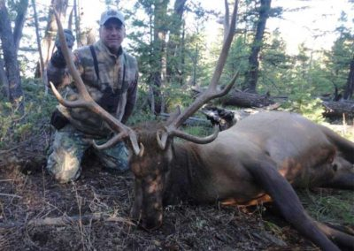 Bill's Elk Hunt
