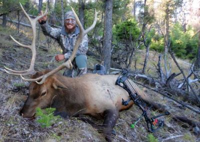 Idaho Elk Hunt