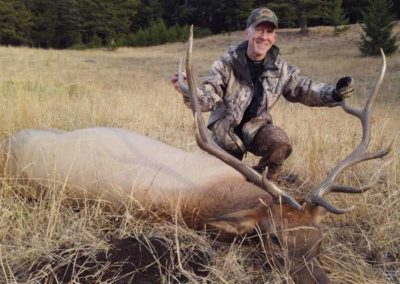 Permit Rifle Elk Hunt